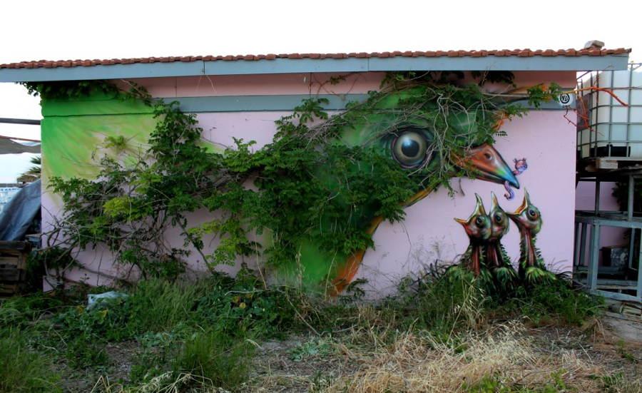 street-art-2013-birds-nest