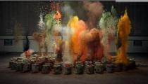 Έκρηξη γεύσης σε ένα απίθανο βίντεο