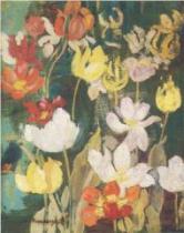 Οι πίνακες των ανοιξιάτικων λουλουδιών