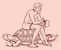 Το παράδοξο του Αχιλλέα και της χελώνας
