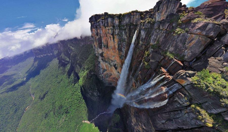 Καταρράκτες Salto Ángel, Βενεζουέλα