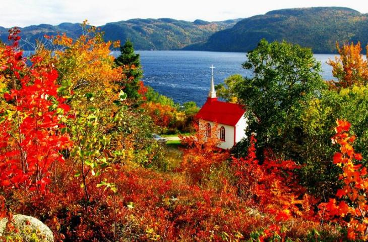 colorful-fall-photos-church
