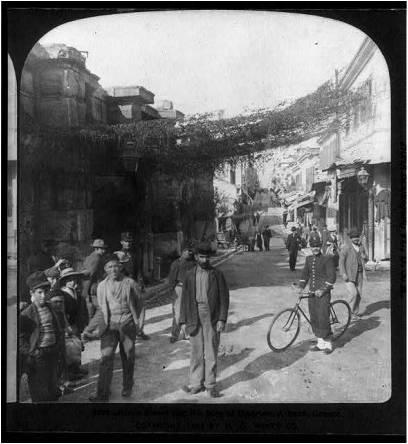στοα Αδριανου - 1903