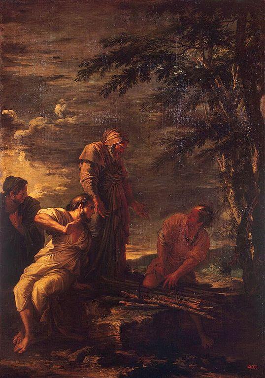 Δημόκριτος και Πρωταγόρας -Salvator Rosa -1664