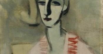 η δασκάλα Helene Schjerfbeck 1933