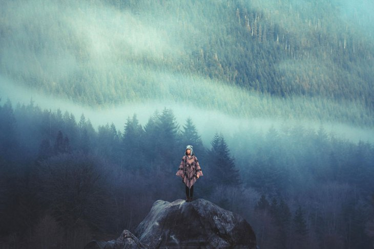 British Columbia, Canada | © Lizzy Gadd
