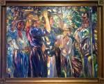 Ο τρύγος στον καμβά διάσημων ζωγράφων