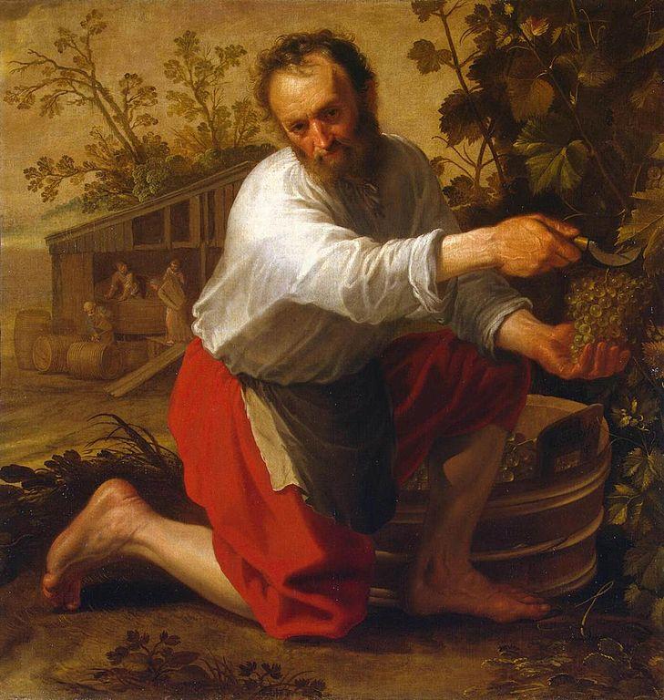 αμπελουργός - Jacob Gerritsz. Cuyp -1628
