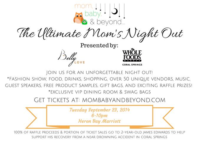 The Ultimate Mom's Night Out in South Florida! + Ticket Giveaway