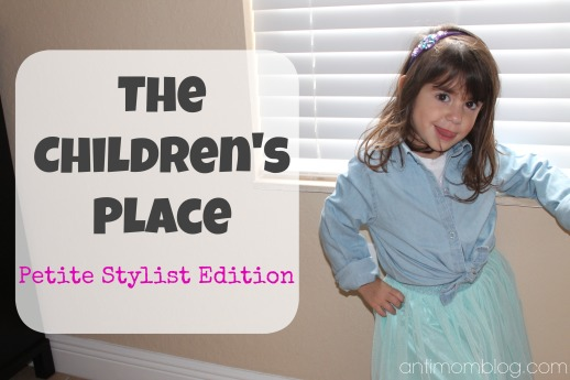 The Children's Place: Petite Stylist Edition