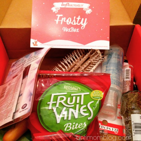 Frosty VoxBox Goodies