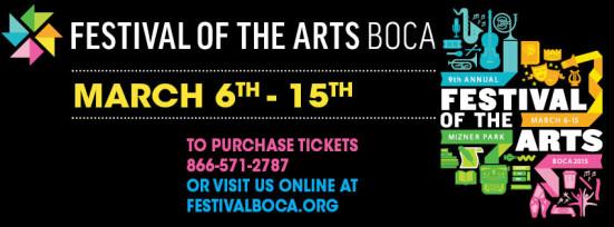 {Local Scene} Festival of the Arts Boca