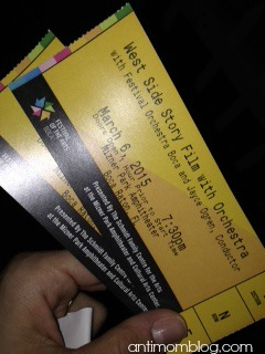 TicketsWestSideStory