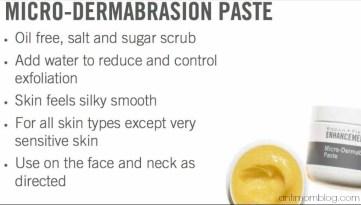 micro-dermabrasion paste
