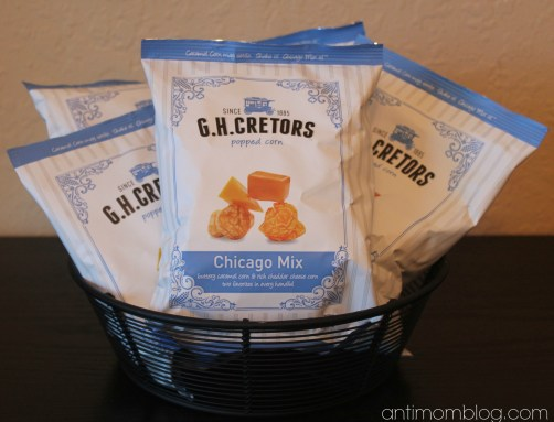 GH Cretors Popcorn