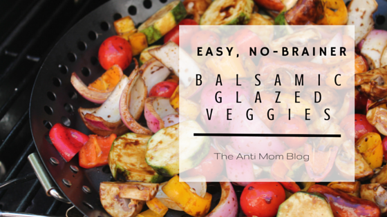 Balsamic Grilled Veggies