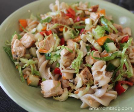 Asian Pasta Salad (1)