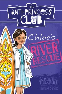 Chloe's River Rescue
