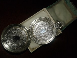 After restoration (3) – inside of locket