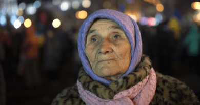 This supporter of the Ukraine joining the EU has received her reward: a 50% cut in her pension.