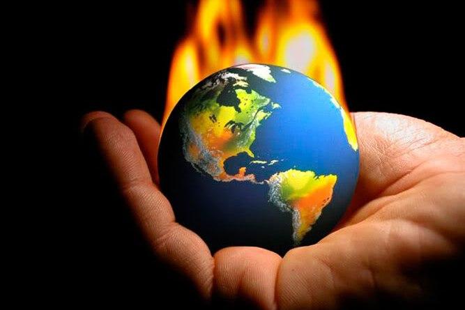 Global Warring = Global Warming