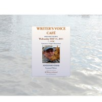 Featured Writer at Writer's Voice Café