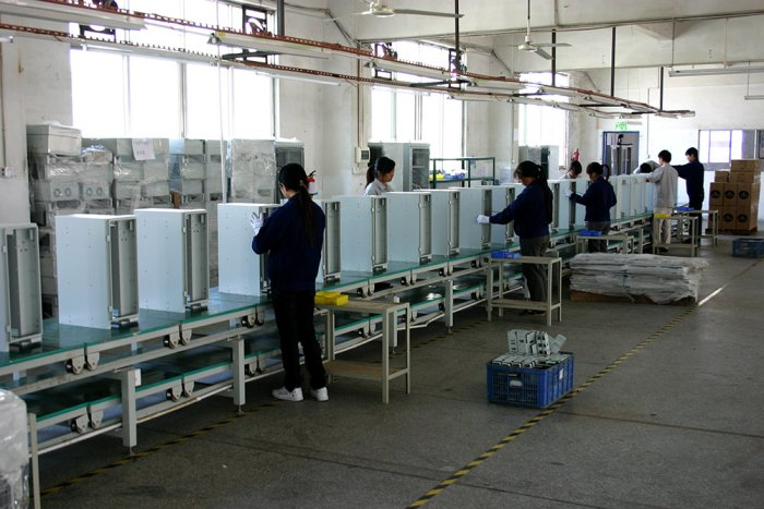 Enclosure Production Line