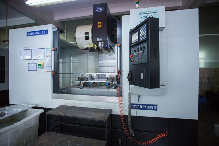 VMC-SL1370 – CNC Processing Center