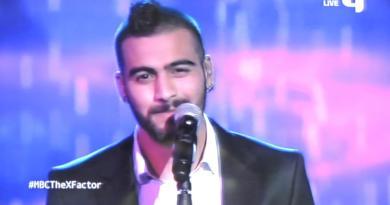 MBC The X Factor - ندجيم معطى الله