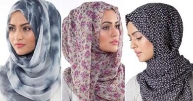 اخر موضة للحجاب