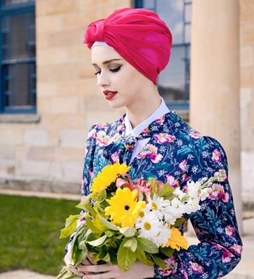 لفات حجاب مميزة 1222