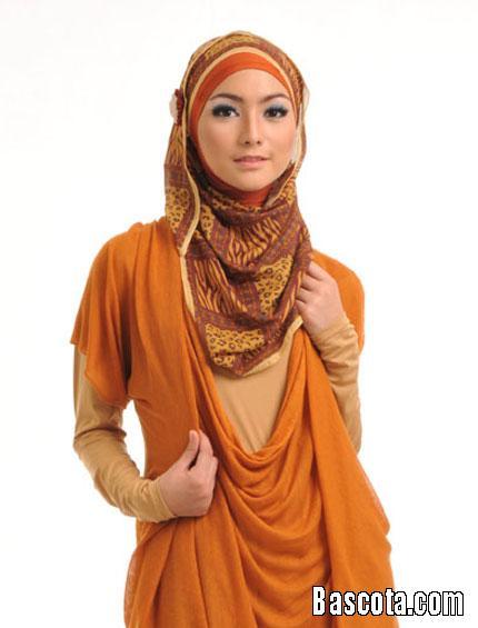 لفات حجاب عصرية 13694780805