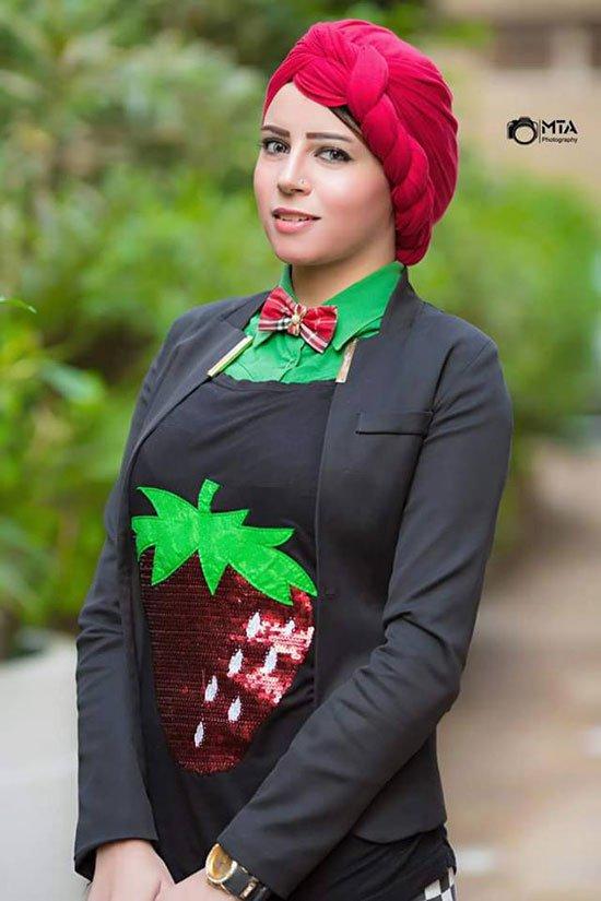 لفات حجاب مميزة 42015271119234