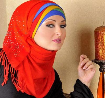 لفات حجاب مميزة 94ab16c2d9fbb6122d163e41b6f91af7
