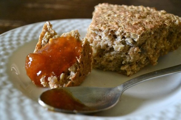 Oat Quick Bread An Unrefined Vegan