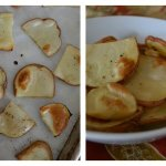 Vinegar Potatoes