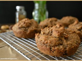 Oil-free Banana Fig Cakes An Unrefined Vegan