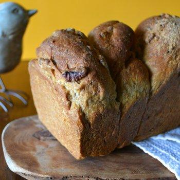 Carrot Walnut Bread An Unrefined Vegan