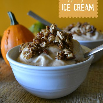 sweet potato apple pie ice cream