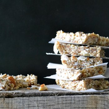 Almond Coconut Bars An Unrefined Vegan
