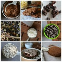 """The Double Chocolate """"Everything"""" Cookie.  Gluten- and Oil-Free."""