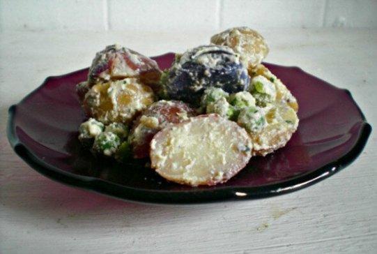 Ranch Potato Salad by Farmer's Market Vegan