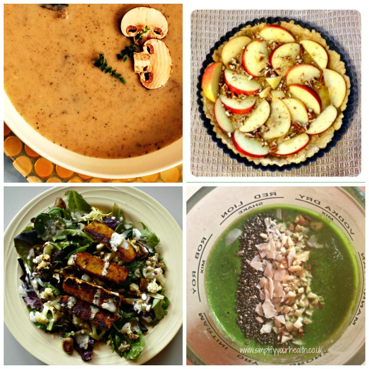 Virtual Vegan LINKY Potluck 16