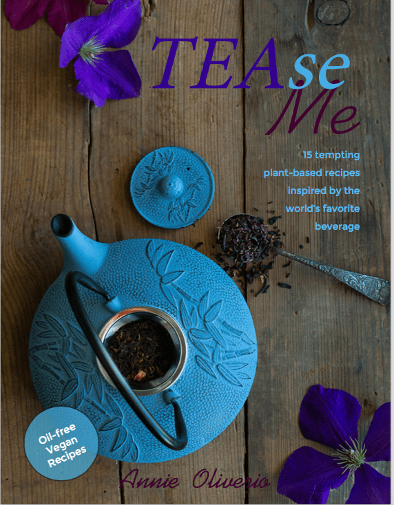 TEAse Me: My 15-Recipe E-book is Now Available!
