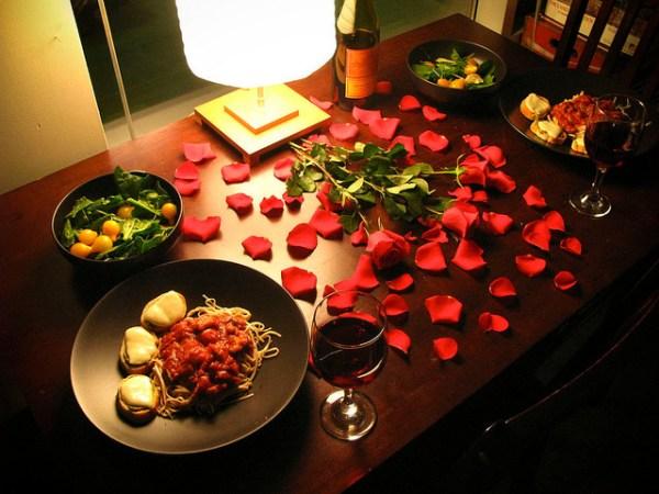 Как устроить романтический вечер для любимой в домашних условиях фото