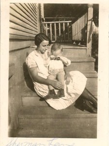 My dad and his mother. The grief and pain go way back.