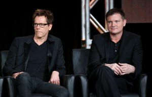 Kevin Bacon & Kevin Williamson