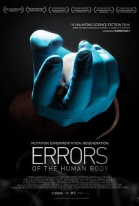 Errors of the Human Body poster2