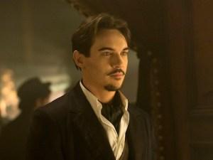 Dracula. Not Tony Stark.