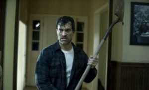 Alex needs a shovel for the bullshit that is this movie's script...